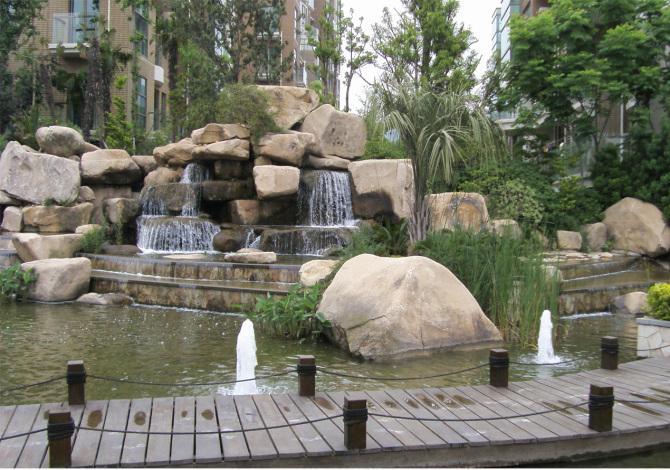 欧式庄园景观石