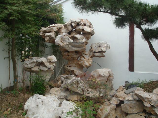太湖石 景观石供应图片