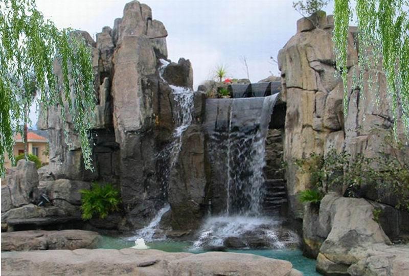 假山- - 景观石供应