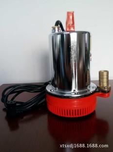 申鑫48V直流潜水泵电瓶车水泵抽水机水泵电动车水泵