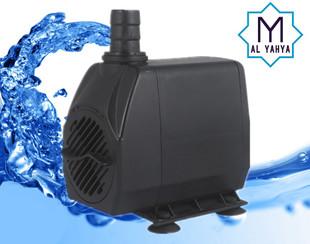潜水泵45W 2.5米扬程2500L/H流量鱼缸水族箱抽水泵 水循环泵