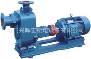 ZW(P)型无堵塞自吸排污泵 自动抽水泵厦门厂家直销