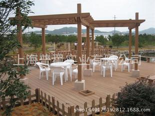 专业定制】纯实木地板 实木复合地板 防腐木制品园林用品-景观建材