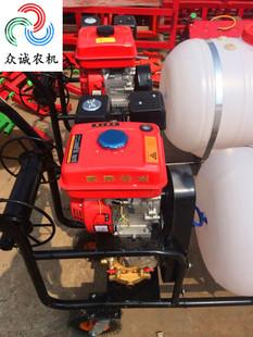 农田 大棚 养殖厂手推式喷桶打药机喷药机喷雾车2