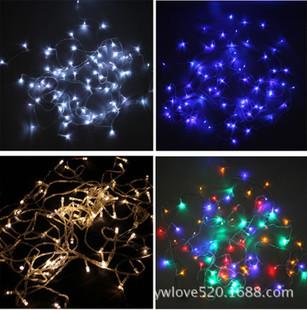 婚庆用装饰彩灯 圣诞LED彩灯 装饰婚房布置道具专用灯 特喜庆彩灯