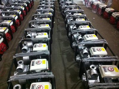 厂家直销2寸 重庆汽油机水泵 家用抽水机 微型抽水泵 风冷 四冲程