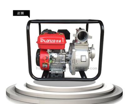 农用自吸灌溉山地消防高扬程污水2寸3寸4寸汽油柴油抽水机水泵