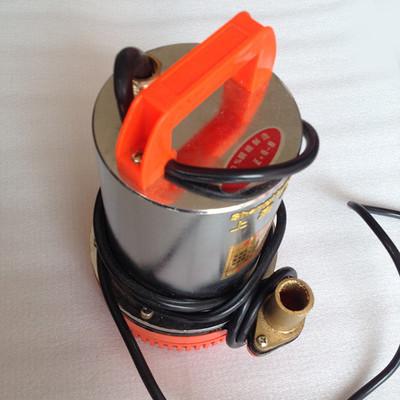 12V24V直流潜水泵 户外销售专用潜水泵 抽水机 厂家批发