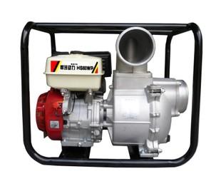 抗旱品牌水泵抽水机组/4寸家用自吸汽油水泵