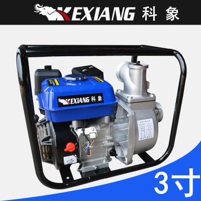 直销农用3寸优质汽油动力水泵 排水3寸汽油高压汽油机水泵抽水机