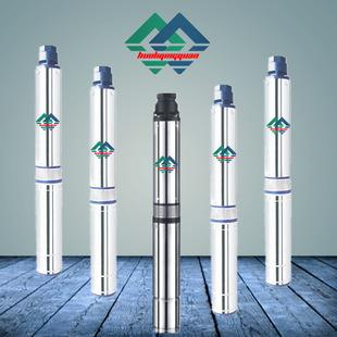 QGD家用深井泵不锈钢深井潜水泵井用抽水机高扬程高压水泵