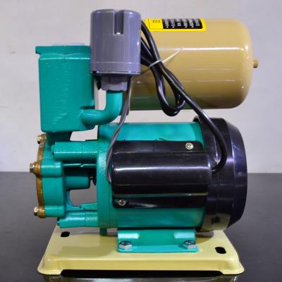 威奇250W家用全自动自吸泵冷热水自来水管道泵 增压泵抽水机水泵
