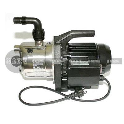 丹麦格兰富水泵JIBasic110自吸泵增压泵园艺浇灌家庭非自动抽水泵