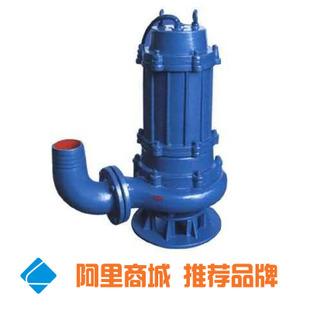 无阻塞潜水泵污水泵家用大流量抽水泵农田灌溉泵排水排污泵