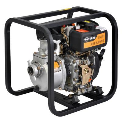 柴油机抽水泵 便携式柴油抽水泵  2寸抽水泵 自吸柴油水泵