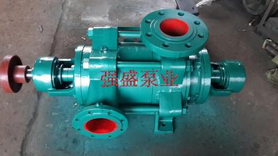 D DG型多*离心泵 耐腐蚀排污抽水泵 锅炉给水增压泵D12-25×7