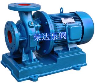 ISW管道离心泵 ISW65-125 抽水泵 管道泵 水泵