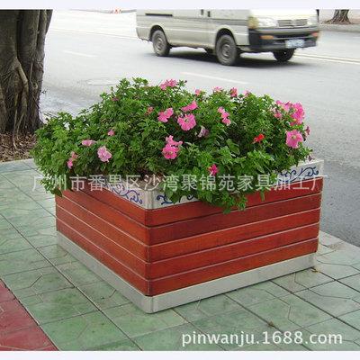 钵/花箱材质:木质特性:耐腐蚀, 类型:花盆材质:实木特性:牢固