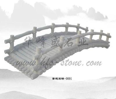 石雕小桥,小桥石雕,石桥,园林景观桥,石拱桥,竹排桥惠安石雕