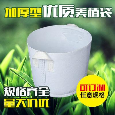厂家直销美植袋 无纺布植树袋 生产高强度种植袋