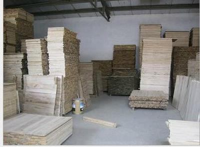 直销桐木多规格装饰板材 原木色家居通用防腐木板材定做-资材供应 -