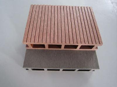 146空心地板现代中式田园生态木 防潮防水木纹装饰生态木直销