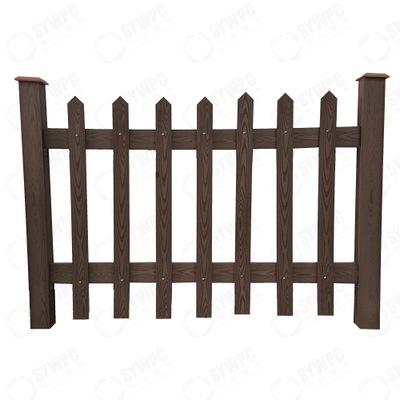 木塑栅栏 户外栅栏 园林栅栏 花园栅栏 厂家直销 木塑