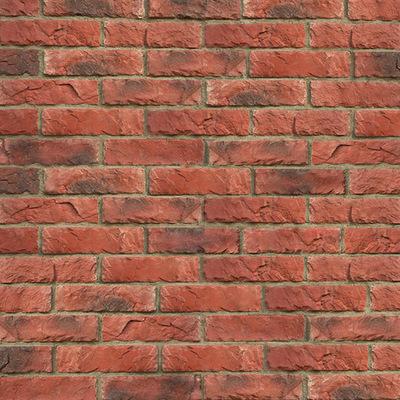 红色背景墙佛山外墙别墅砖餐厅个性墙砖佛山厂家直供-资材供应 - 中