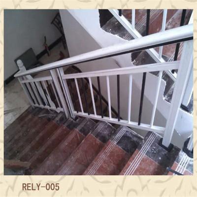 山东楼梯扶手厂家、直销铝艺楼梯栏杆、别墅楼梯护栏、规格不限-资