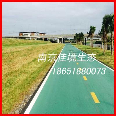 贵州透水混凝土陕西彩色透水地坪萍乡海绵城市铺装材料销售施工