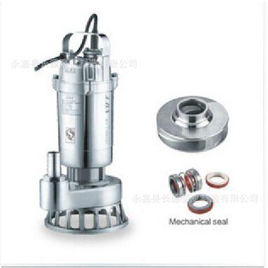 小型电动抽水机 1寸家用不锈钢潜水泵 清水农用潜水电泵选型价格