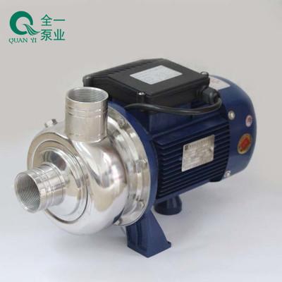 BK不锈钢浇地洒水泵 大流量2-4寸单相农用抽水机 全扬程不过载