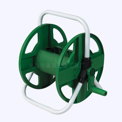 厂家直销 手提式水管车 洗车水枪水管架 园林工具 水管车架卷线盘