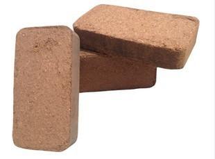 椰砖土 椰糠营养土 种菜土大包 有机种植土阳台种菜 650g