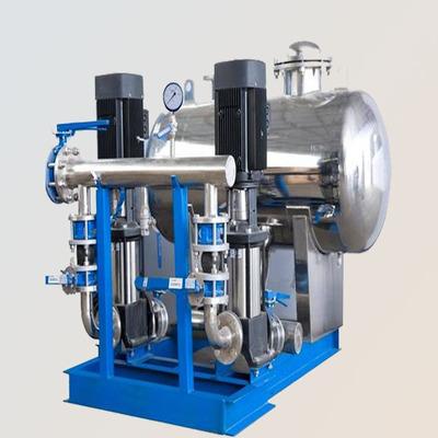 定制无负压装置二次水处理设备 自动变频恒压供水设备