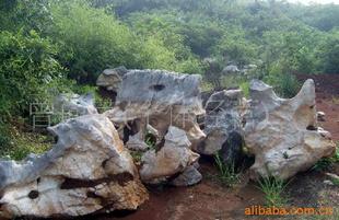 鹅卵石 园林景观石 千层石