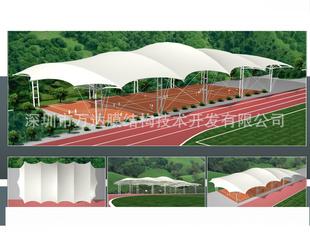 山西张拉膜 充气膜结构山西 深圳市万达膜结构技术开发有限公司 膜结